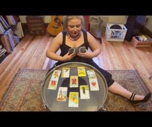 Tarot Photo from video